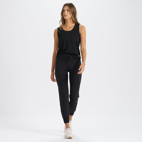 Women's Daily Jogger - Black