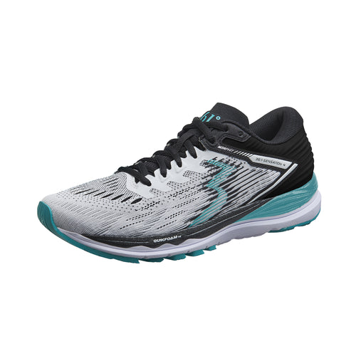 Women's Sensation 4 Running Shoe - White/Black