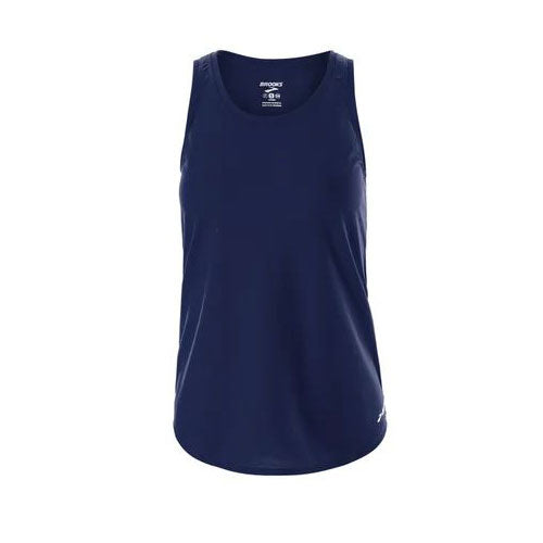 Women's Podium Singlet - Navy
