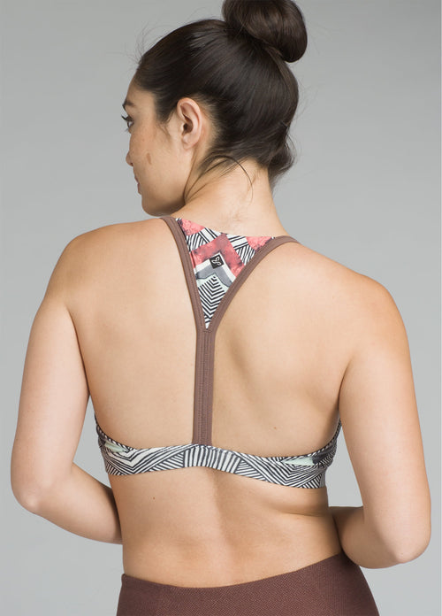 Women's Arctic Air Bra - Bone Caribou