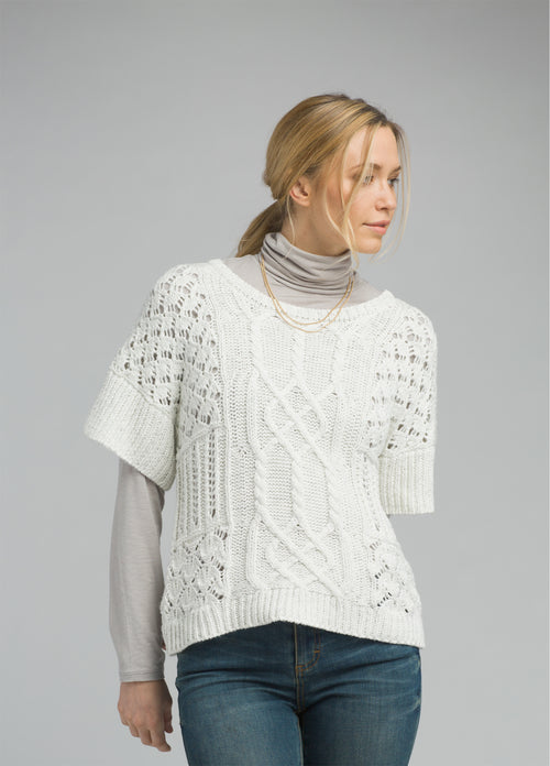 Womens Patchwork Sweater