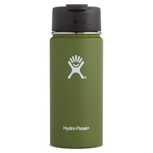 16 oz Wide Mouth Flex Sip Coffee Thermos - Olive