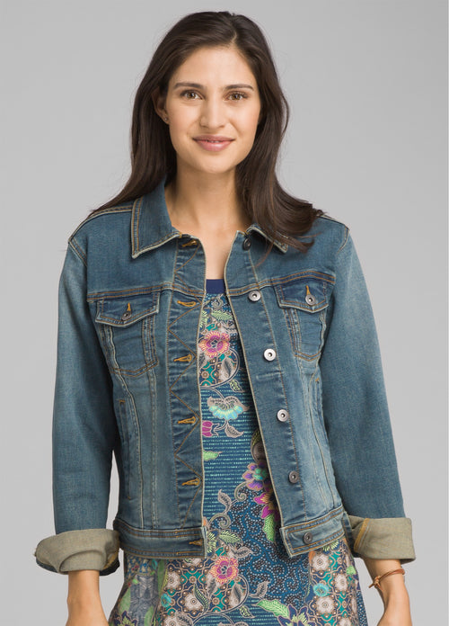 Women's Prana Abbot Jacket - Heritage Wash