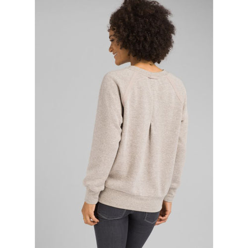 Women's Cozy Up Sweatshirt - Oatmeal Heather