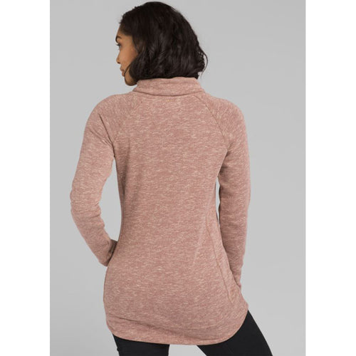 Women's Calexa Tunic - Dark Mauve