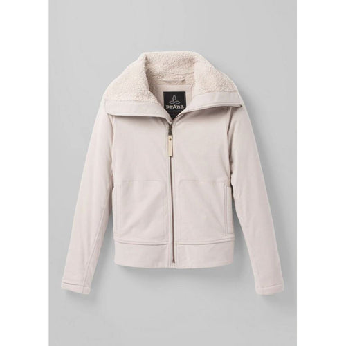 Women Xina Jacket - Pebble Grey