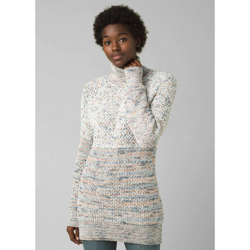 Women's Abelle Sweater Tunic - Admiral Blue
