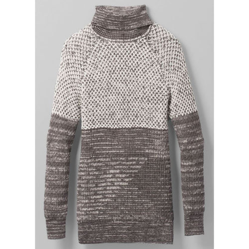 Women's Abelle Sweater Tunic - Grey