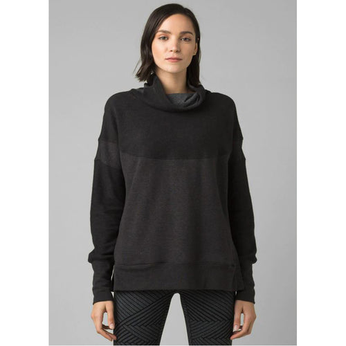 Women's Cozy Up Turtleneck - Charcoal Heather