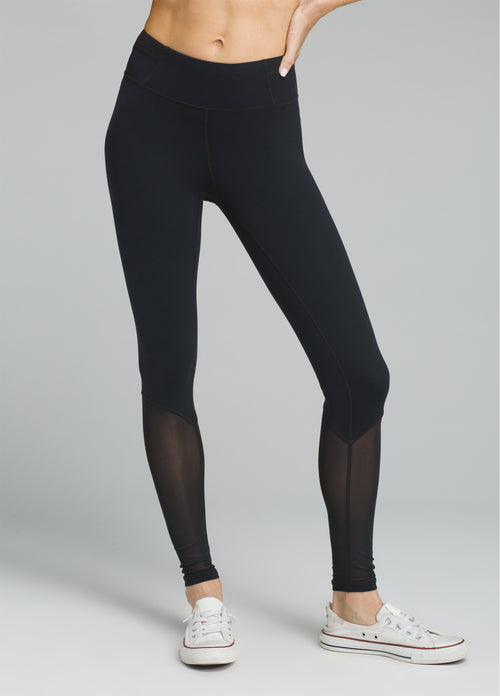 Womens Momento Aire Legging -Black