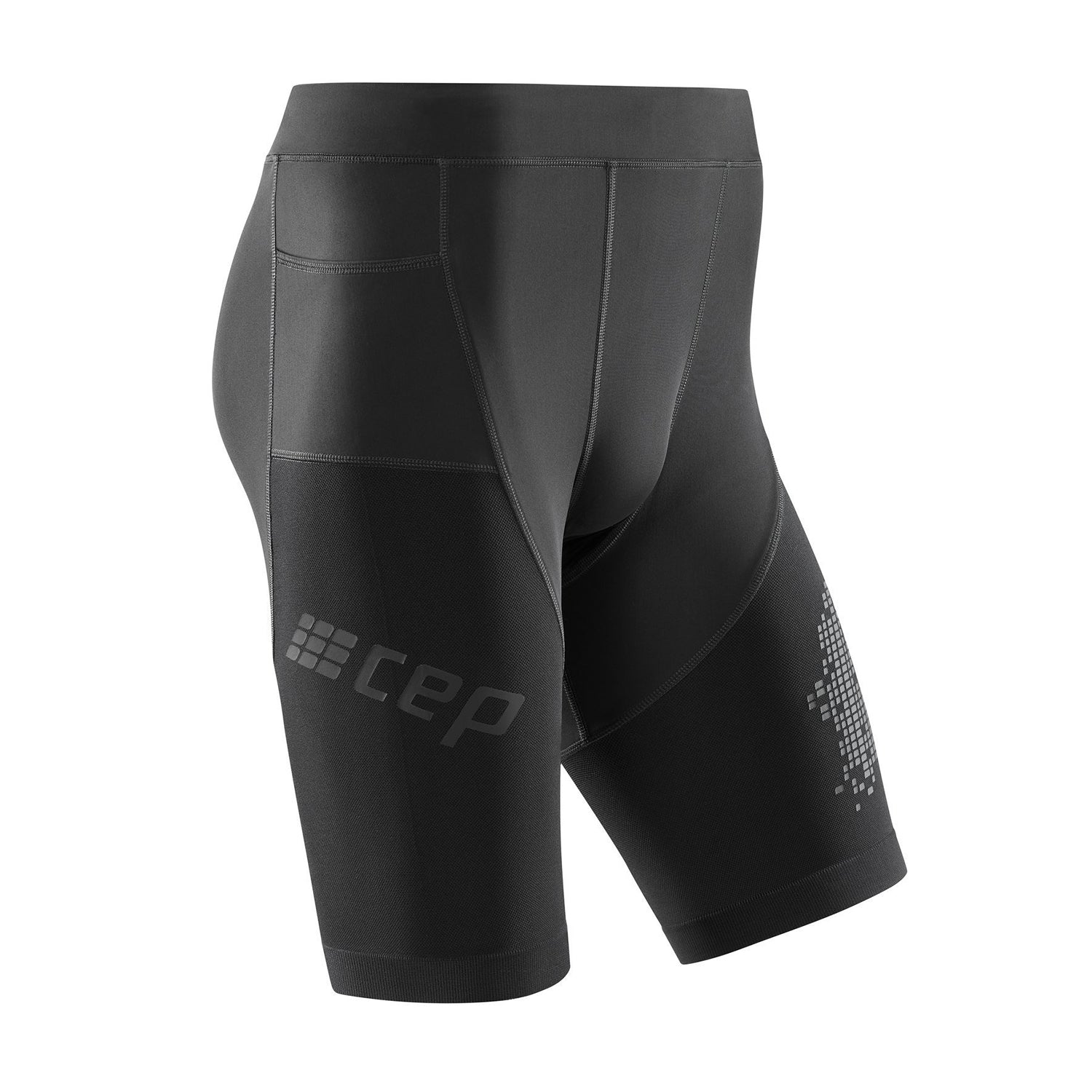 e3a706275c2ef Men's Compression Run Shorts 3.0 - Black – Gazelle Sports