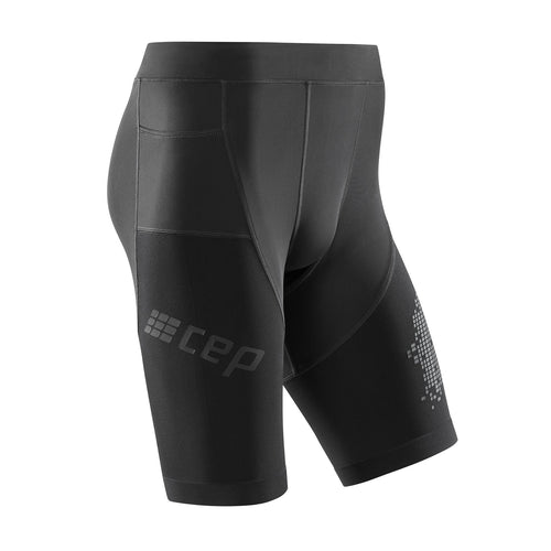 Men's Compression Run Shorts 3.0 - Black
