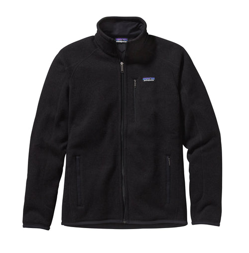 Men's Better Sweater Fleece Jacket - Black