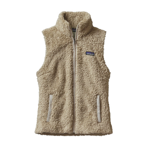 Women's Los Gatos Fleece Vest - El Cap Khaki