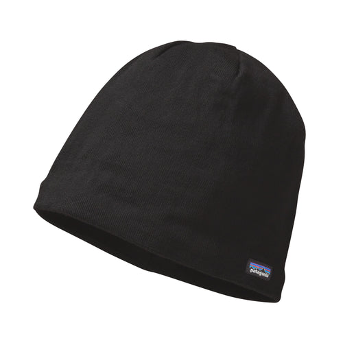 Men's Beanie Hat - Black
