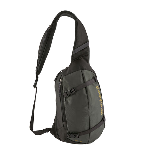 Atom Sling 8L - Forge Grey w/ Textile Green
