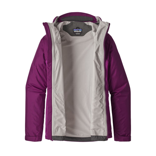 Women's Torrentshell Waterproof Rain Jacket - Geode Purple