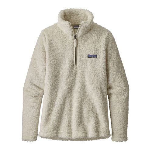 Women's Los Gatos 1/4-Zip Fleece - Dyno White