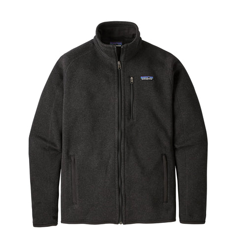 Men's Better Sweater® Jacket - Black