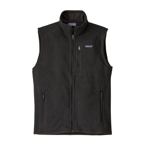 Men's Better Sweater® Vest - Black