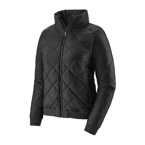 Women's Prow Bomber Jacket - Black