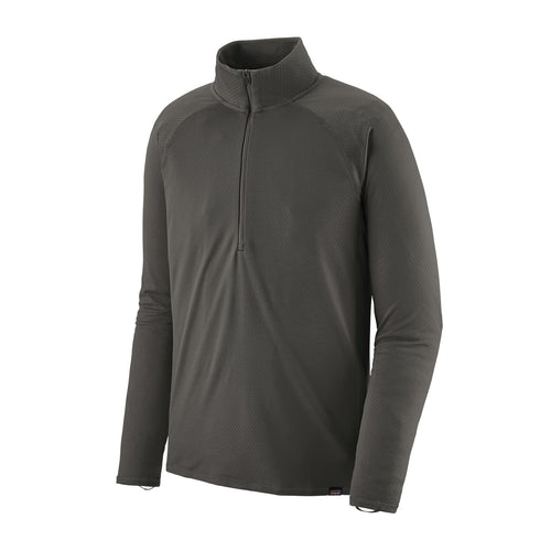 Men's Capilene® Midweight Zip-Neck Top - Forge Grey