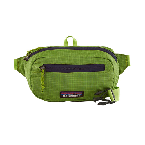 Ultralight Black Hole® Mini Hip Pack - Peppergrass Green