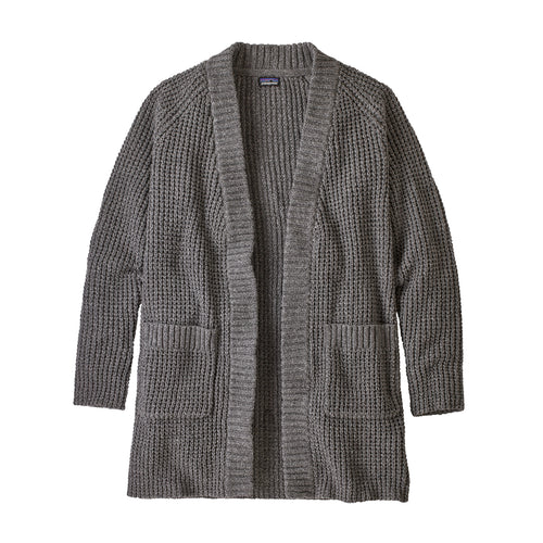 Women's Off Country Cardigan - Drifter Grey
