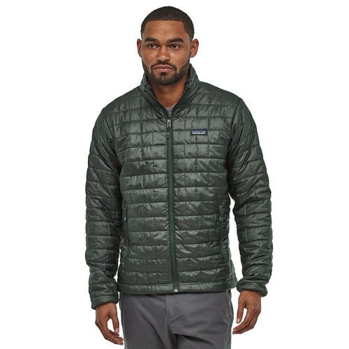 Men's Nano Puff Jacket - Kelp Forest
