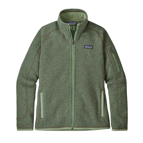 Women's Better Sweater Jacket -  Matcha Green