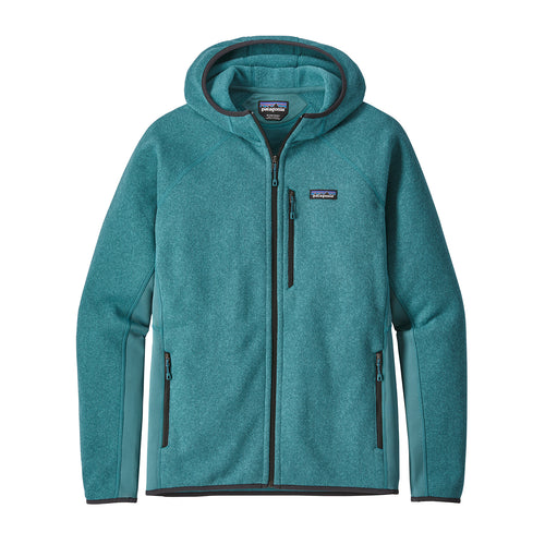 Men's Performance Better Sweater® Fleece Hoody - Tasmanian Teal
