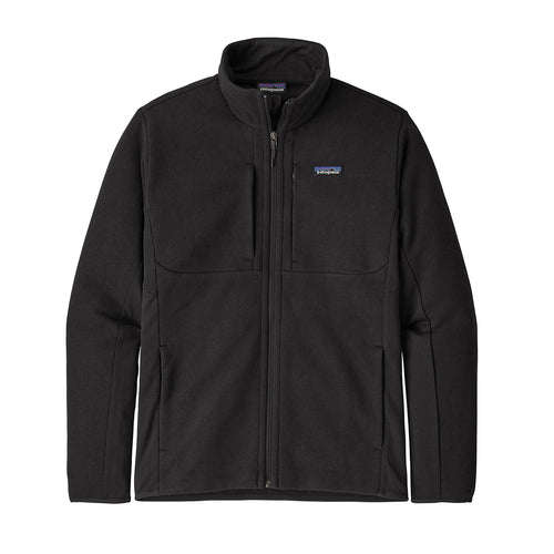 Men's Lightweight Better Sweater Jacket - Black