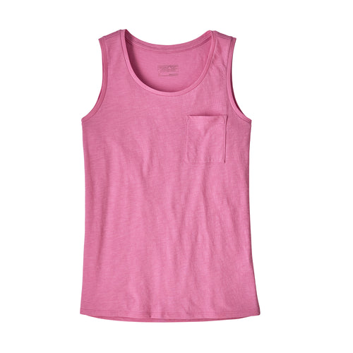 Women's Mainstay Tank - Marble Pink