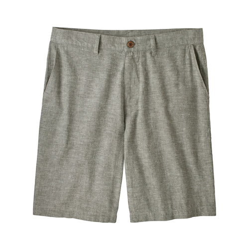 Men's Back Step 10 in. Shorts - Chambray: Industrial Green