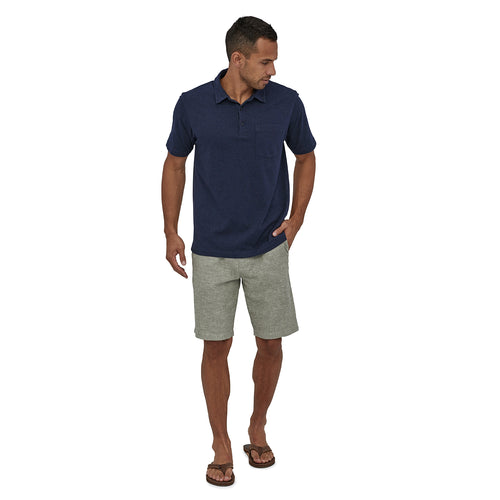 Men's Back Step 10 in. Shorts - Chambray: Feather Grey