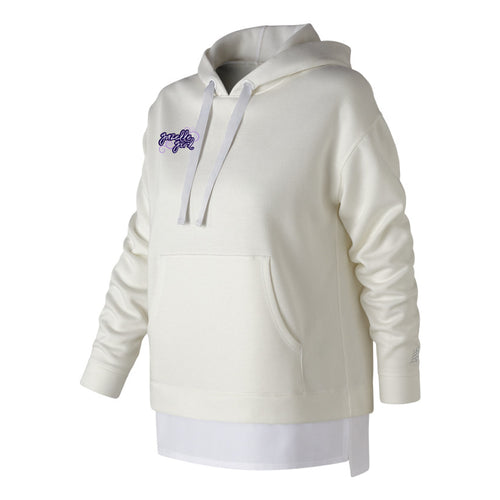 Women's Gazelle Girl Captivate Hoodie - White