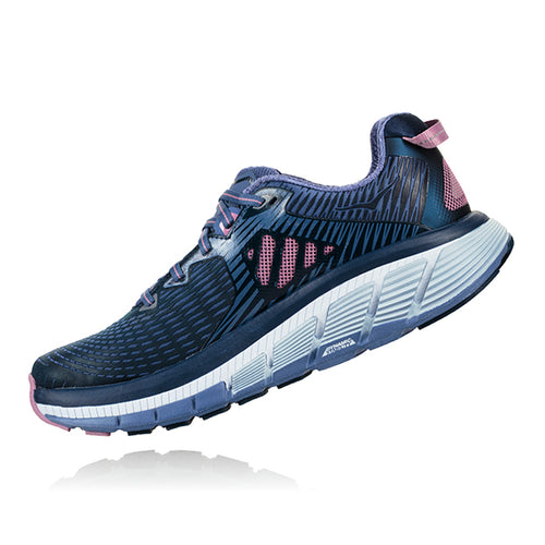 Women's Gaviota Running Shoe - Marlin/Dress Blue