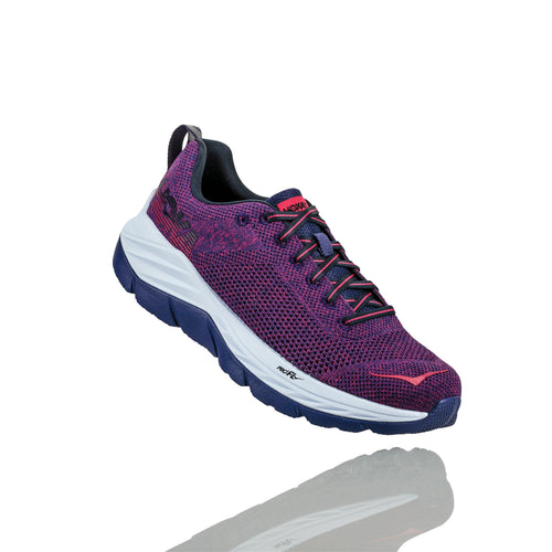 Women's Mach Running Shoe - Blue Ribbon/Sky Blue