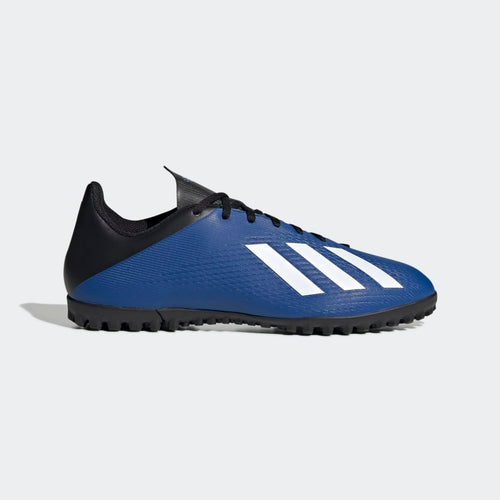 Unisex X 19.4 Turf Shoe - Royal Blue/Cloud White/Core Black
