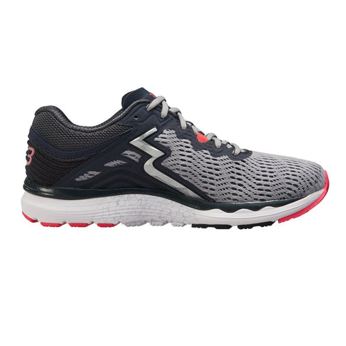 Women's Sensation 3 (B - Regular) Running Shoe - Sleet/Ebony