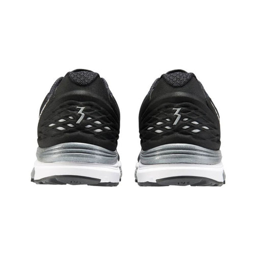 Women's Spire 3 (D - Wide) Running Shoe - Ebony/Black
