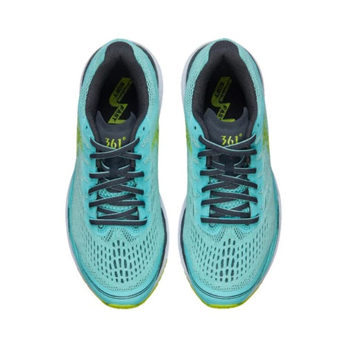 Women's Meraki 2 Running Shoe - Aruba Blue/Ebony
