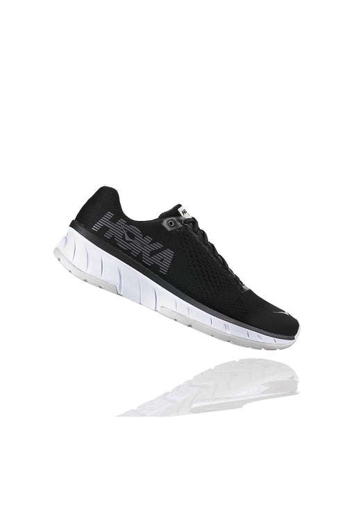 Men's Cavu Running Shoe - Black/White