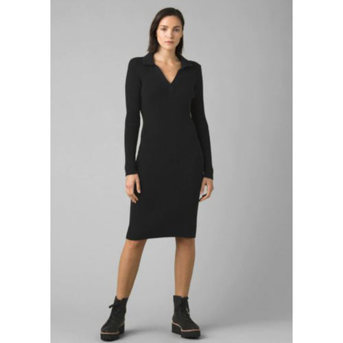 Women's Acadia Dress - Black