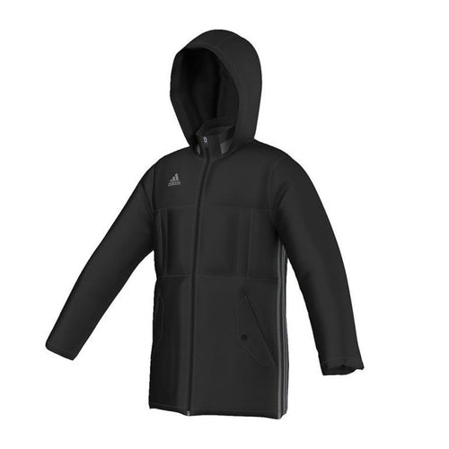 Youth Condivo 16 Stadium Jacket - Black