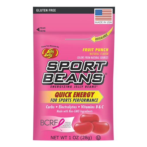 Sport Beans Jelly Belly - Fruit Punch