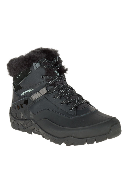 Women's Aurora 6 Ice+ Waterproof-Black