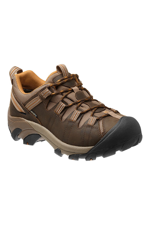 Men's Keen Targhee II-Cascade Brown/Brown Sugar
