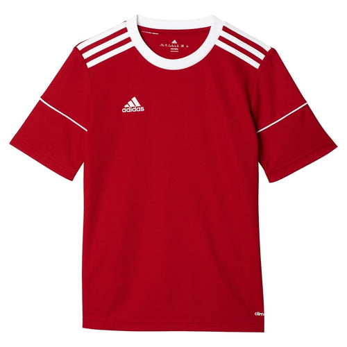 Youth Squadra 17 Jersey - Power Red / White