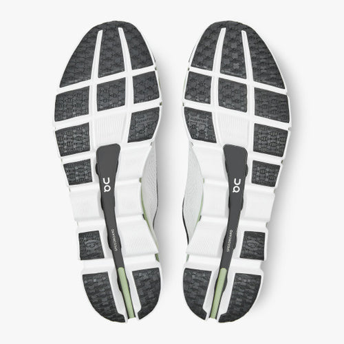 Men's Cloudboom Running Shoe - White/Black